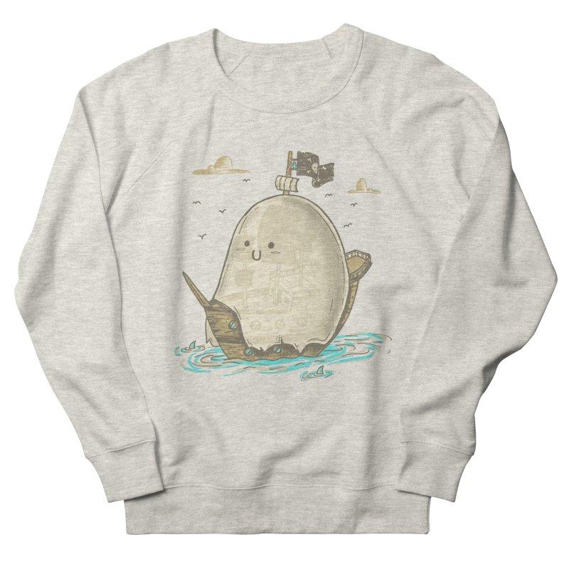 Ghost Ship Men's Sweatshirt by hesor's Artist Shop