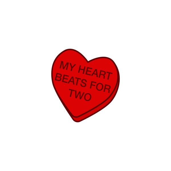 image for My Heart Beats For Two - Dextrocardia