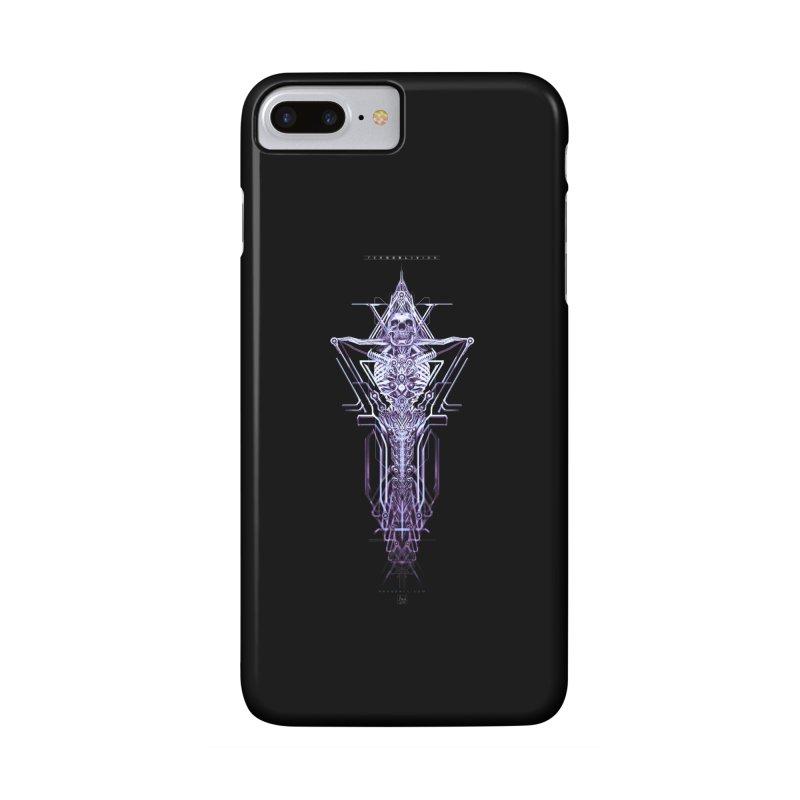 TEKNOBLIVION II - Diamond Edition Accessories Phone Case by HEXAD - Art and Apparel