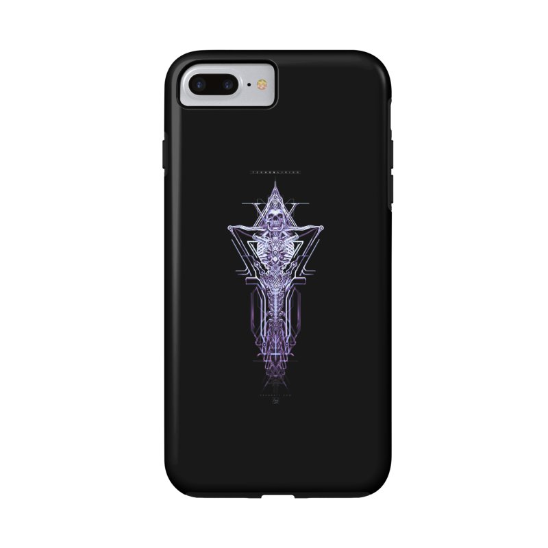 TEKNOBLIVION II - Diamond Edition Accessories Phone Case by HEXAD - Art and Apparel
