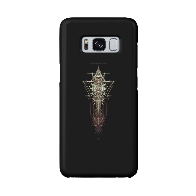 TEKNOBLIVION II - Wasteland Edition Accessories Phone Case by HEXAD - Art and Apparel