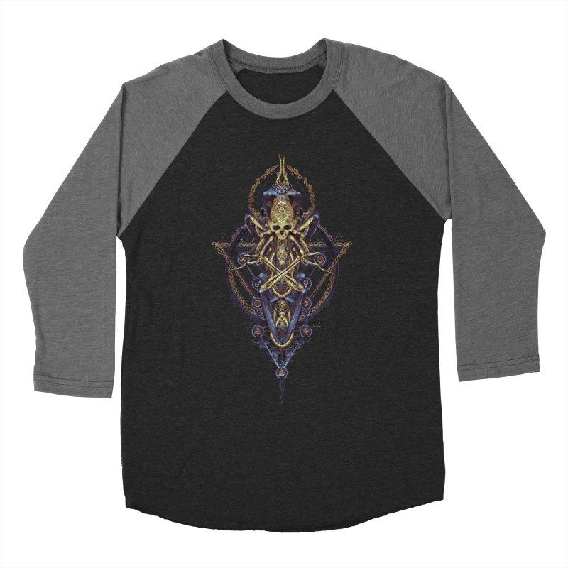 SYMBOLIC Bleu Edition Women's Longsleeve T-Shirt by HEXAD - Art and Apparel