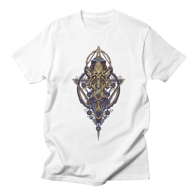 SYMBOLIC Bleu Edition Women's Regular Unisex T-Shirt by HEXAD - Art and Apparel