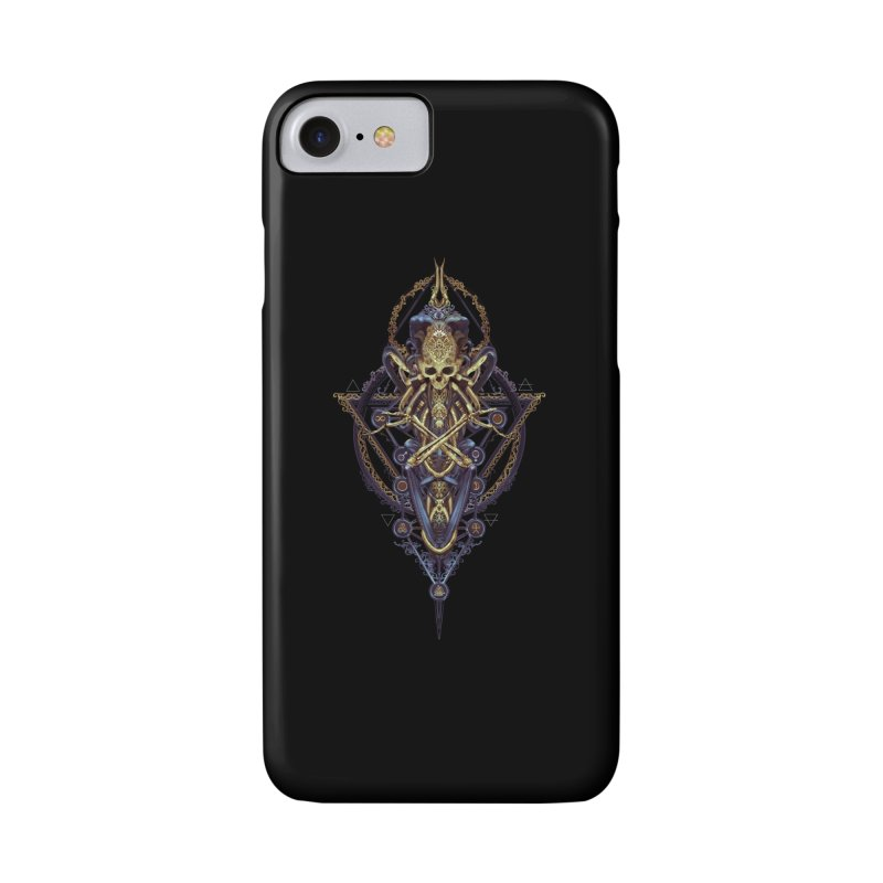 SYMBOLIC Bleu Edition Accessories Phone Case by HEXAD - Art and Apparel