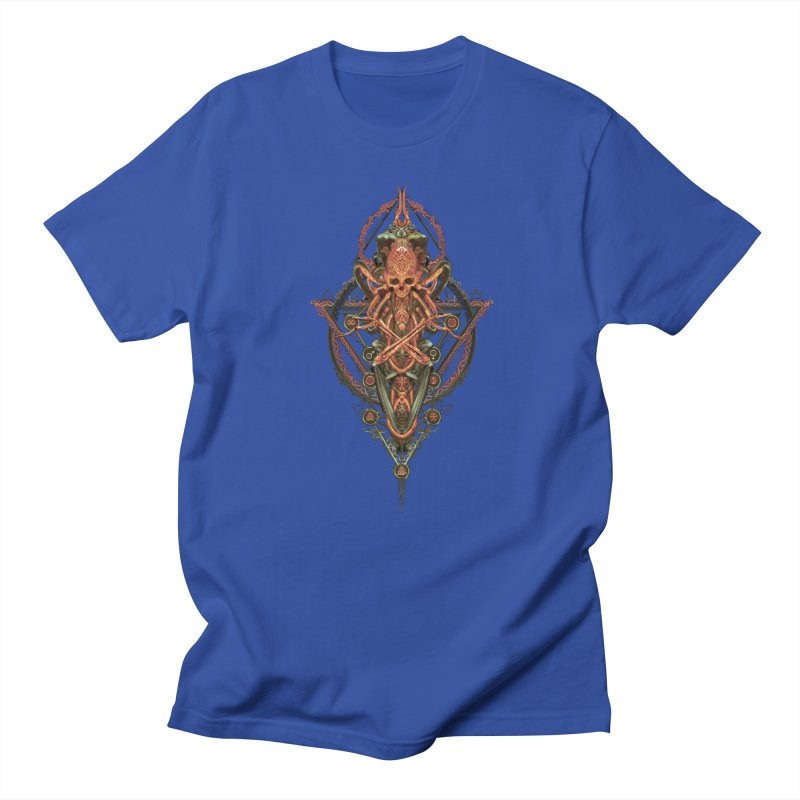 SYMBOLIC - Molten Metal Edition Men's T-Shirt by HEXAD - Art and Apparel