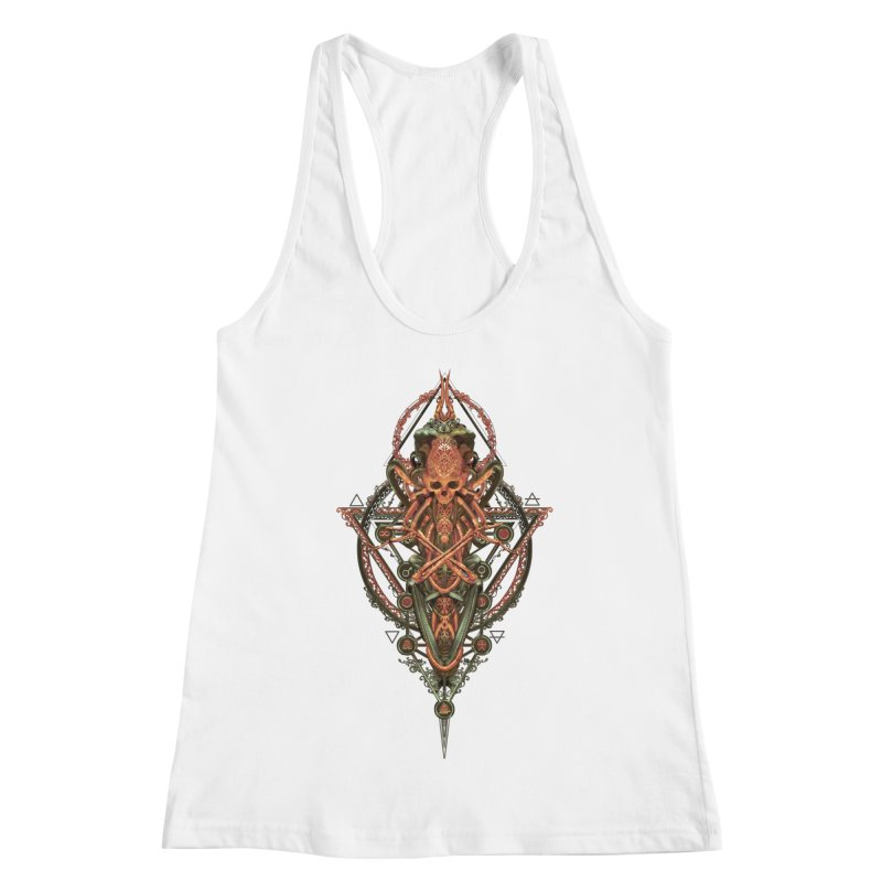 SYMBOLIC - Molten Metal Edition Women's Tank by HEXAD - Art and Apparel