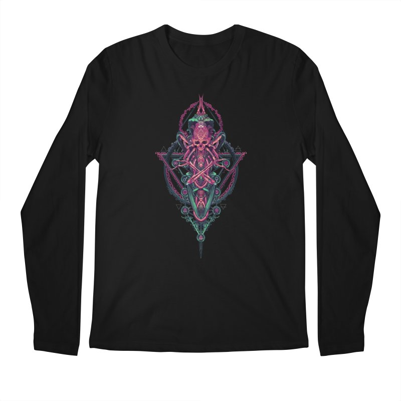 SYMBOLIC - Mystic Edition Men's Longsleeve T-Shirt by HEXAD - Art and Apparel