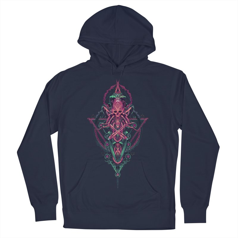 SYMBOLIC - Mystic Edition Men's French Terry Pullover Hoody by HEXAD - Art and Apparel