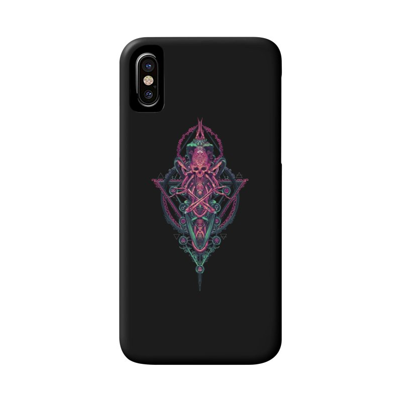 SYMBOLIC - Mystic Edition Accessories Phone Case by HEXAD - Art and Apparel