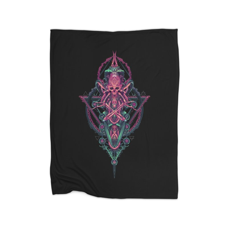 SYMBOLIC - Mystic Edition Home Blanket by HEXAD - Art and Apparel