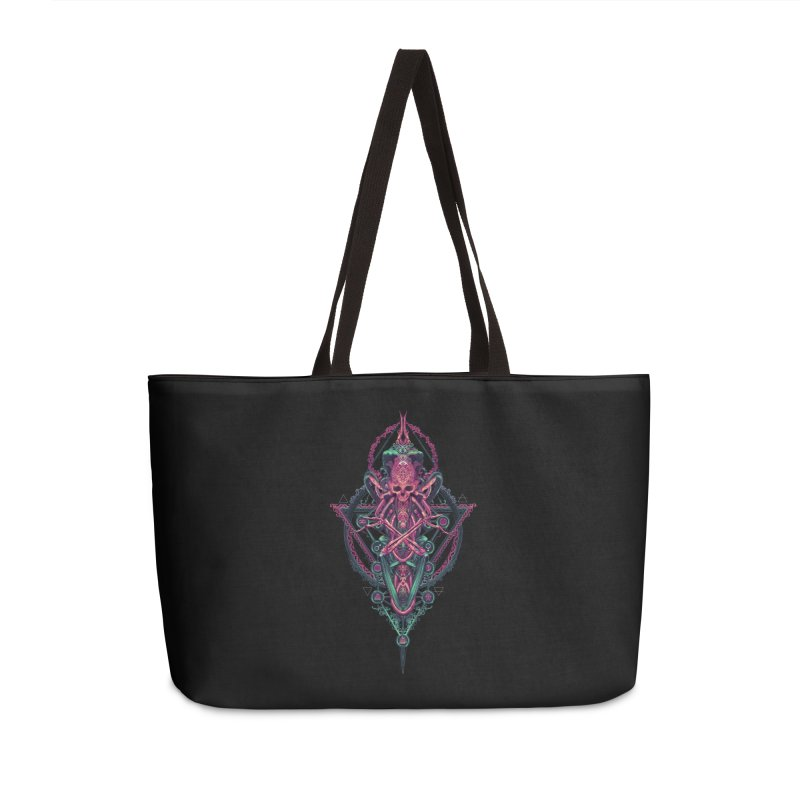 SYMBOLIC - Mystic Edition Accessories Bag by HEXAD - Art and Apparel
