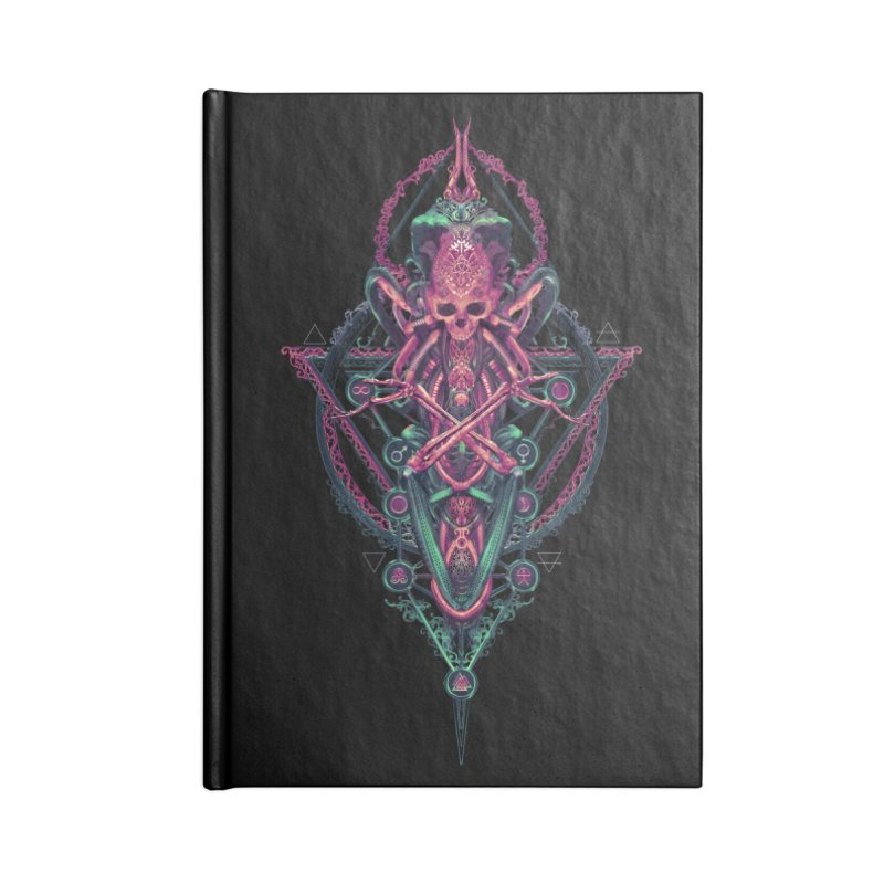 SYMBOLIC - Mystic Edition Accessories Notebook by HEXAD - Art and Apparel