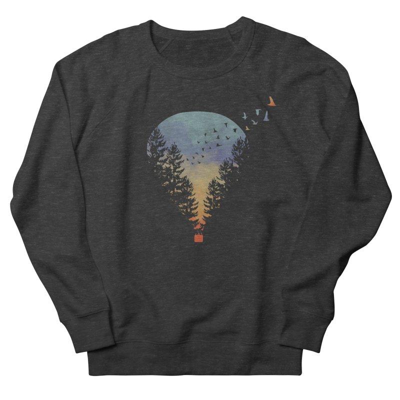Flying Far Far Away Women's Sweatshirt by heyale's Artist Shop