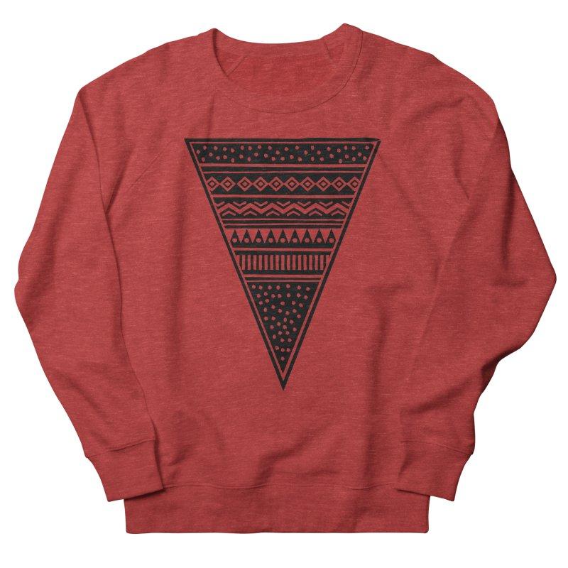 Tribal Triangle Women's Sweatshirt by heyale's Artist Shop