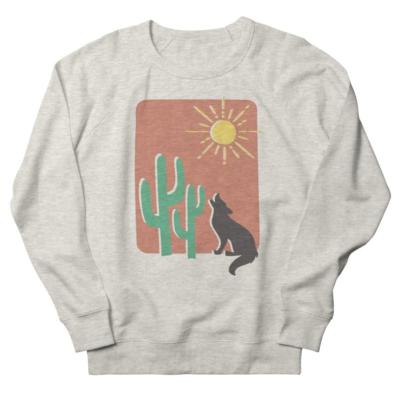 In the desert Men's Sweatshirt by heyale's Artist Shop