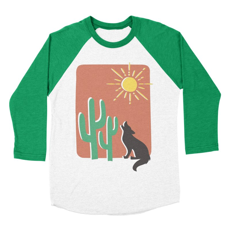 In the desert Women's Baseball Triblend T-Shirt by heyale's Artist Shop