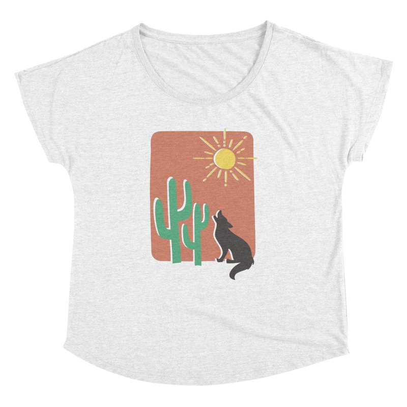 In the desert Women's Dolman by heyale's Artist Shop