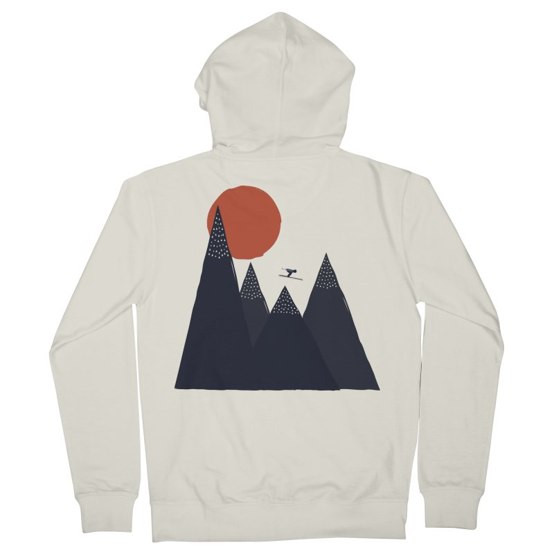 To the infinite Men's Zip-Up Hoody by heyale's Artist Shop