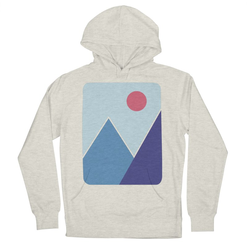 Cold Mountains Men's Pullover Hoody by heyale's Artist Shop