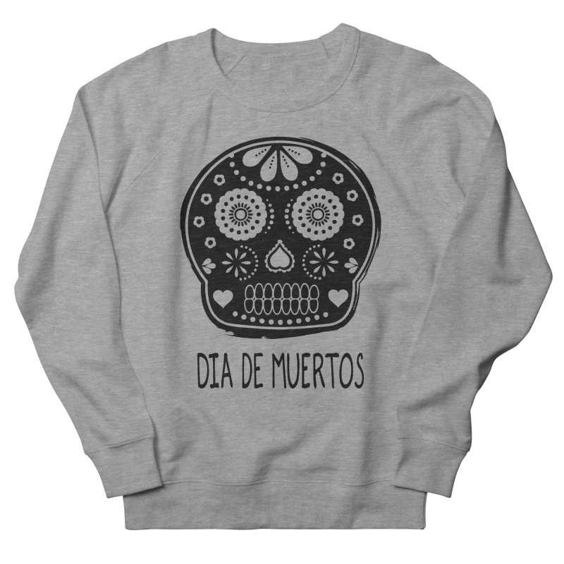 Dia de Muertos Men's Sweatshirt by heyale's Artist Shop
