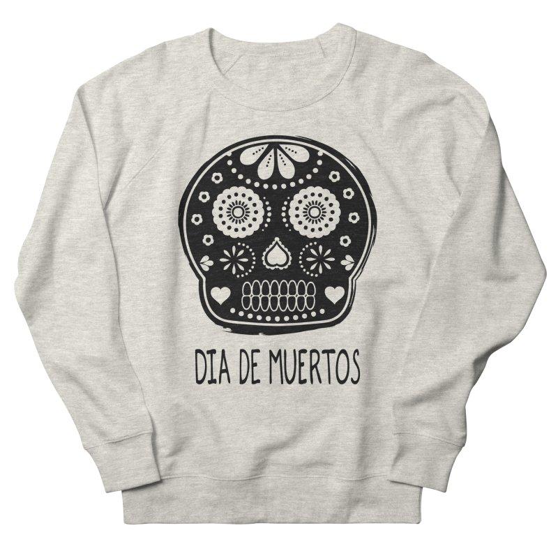 Dia de Muertos Men's Sweatshirt by heyale's Artist Shop