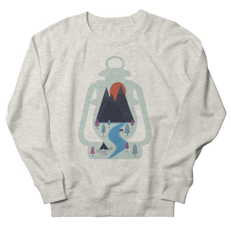 Camping Women's Sweatshirt by heyale's Artist Shop