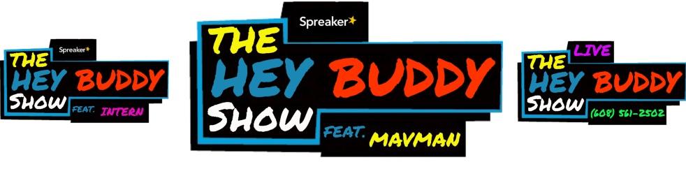 heybuddyshow Cover