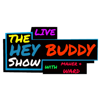 Hey Buddy with Ben Maher & Andrew Ward Logo