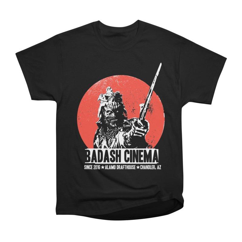 BADASH CINEMA ★ ALAMO ★ CHANDLER Women's T-Shirt by heycraig's artist shop