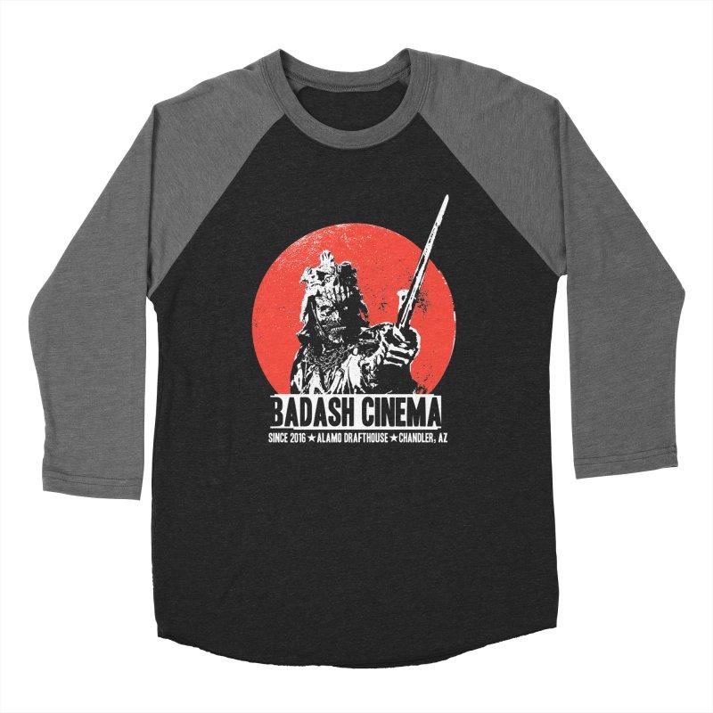 BADASH CINEMA ★ ALAMO ★ CHANDLER Women's Baseball Triblend Longsleeve T-Shirt by heycraig's artist shop