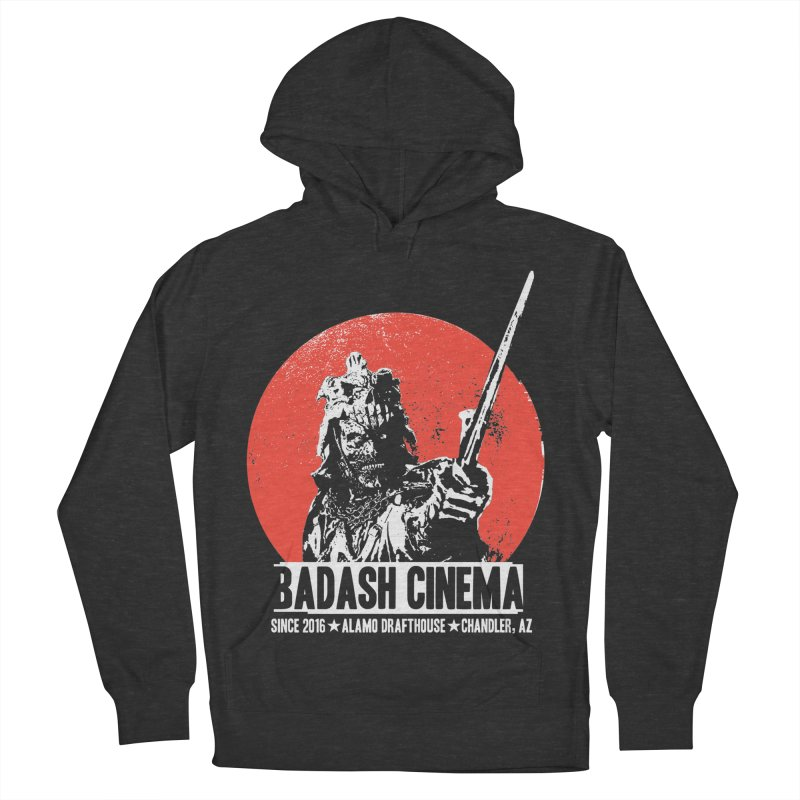 BADASH CINEMA ★ ALAMO ★ CHANDLER Women's French Terry Pullover Hoody by heycraig's artist shop