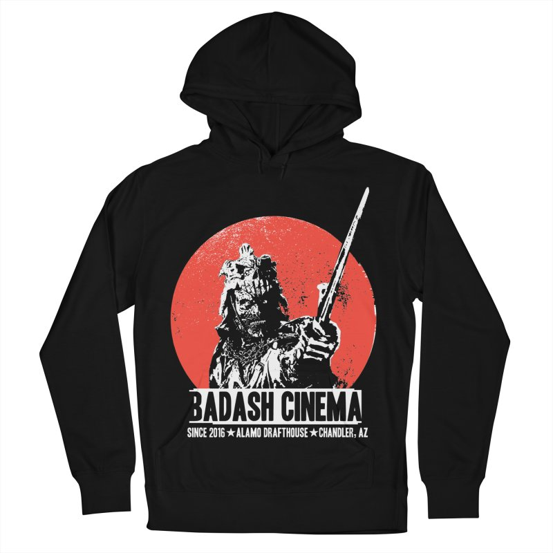 BADASH CINEMA ★ ALAMO ★ CHANDLER Men's French Terry Pullover Hoody by heycraig's artist shop