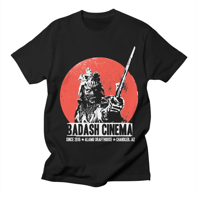 BADASH CINEMA ★ ALAMO ★ CHANDLER Men's Regular T-Shirt by heycraig's artist shop