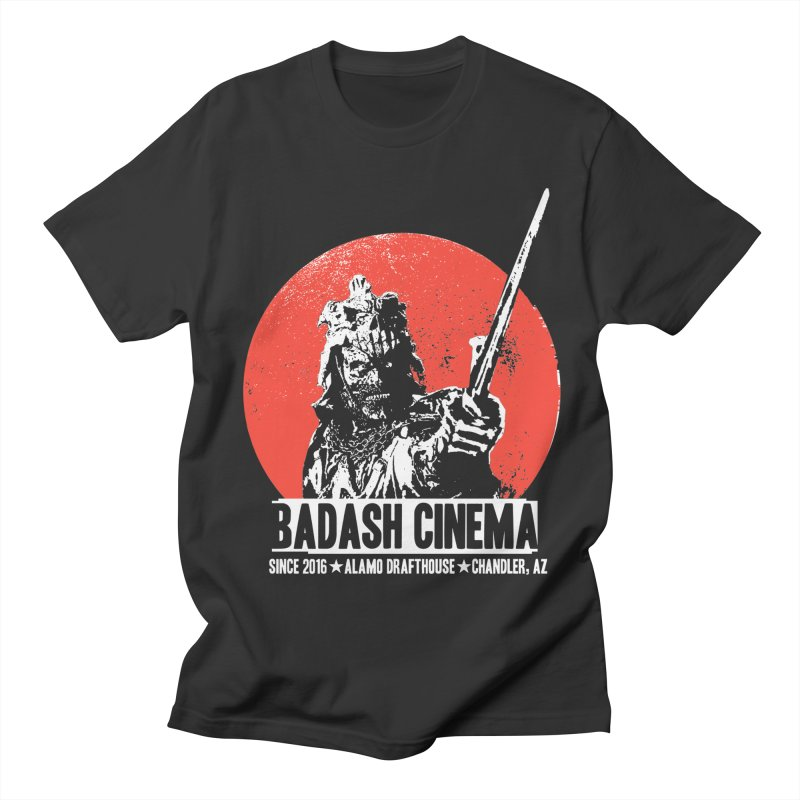 BADASH CINEMA ★ ALAMO ★ CHANDLER Men's T-Shirt by heycraig's artist shop