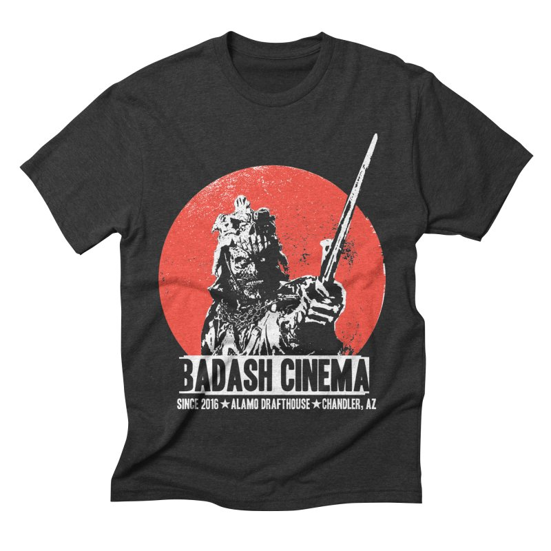BADASH CINEMA ★ ALAMO ★ CHANDLER Men's Triblend T-Shirt by heycraig's artist shop