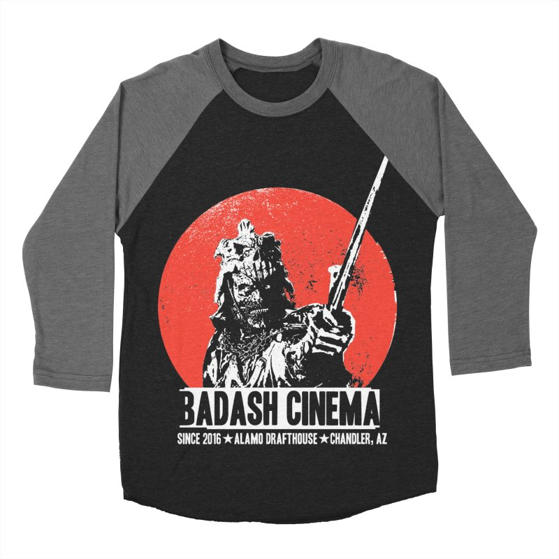 BADASH CINEMA ★ ALAMO ★ CHANDLER Women's Baseball Triblend Longsleeve T-Shirt by heycraig's artist shop