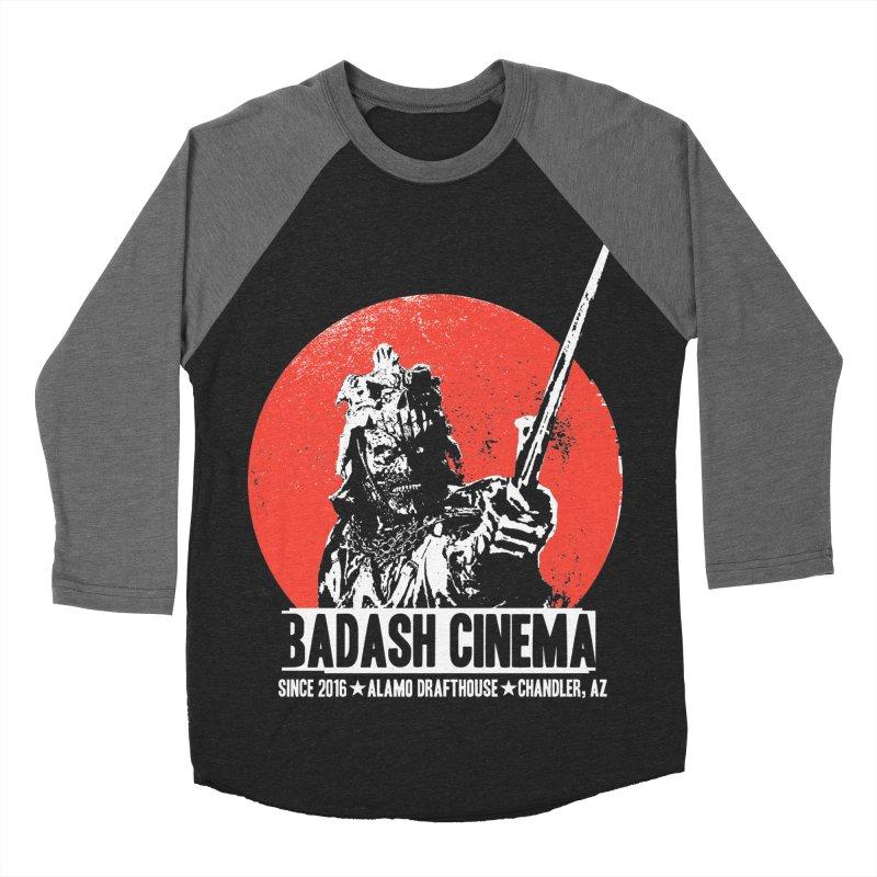 BADASH CINEMA ★ ALAMO ★ CHANDLER Men's Baseball Triblend Longsleeve T-Shirt by heycraig's artist shop