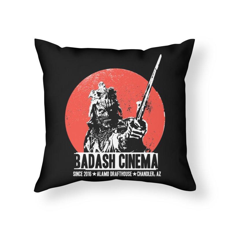 BADASH CINEMA ★ ALAMO ★ CHANDLER Home Throw Pillow by heycraig's artist shop