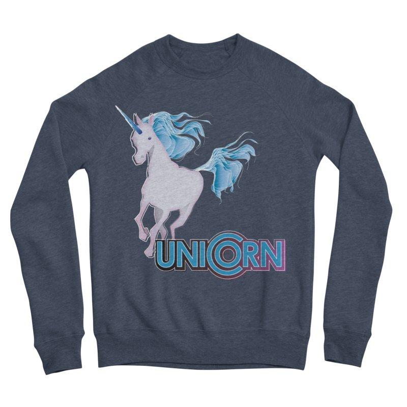 FREAKIN' UNICORN! Women's Sponge Fleece Sweatshirt by heycraig's artist shop