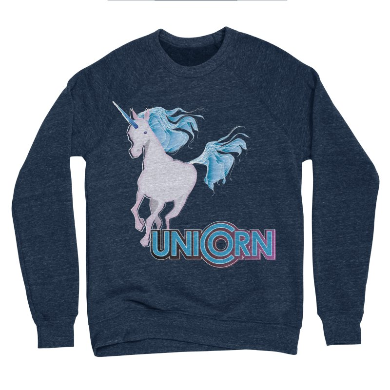 FREAKIN' UNICORN! Women's Sponge Fleece Sweatshirt by heycraig's artist shop