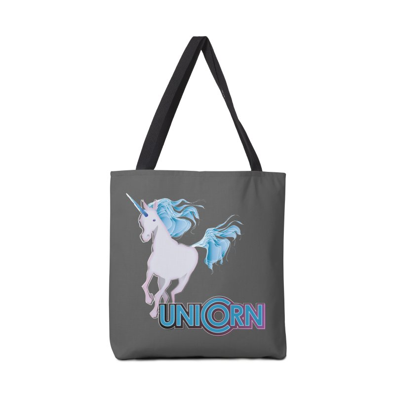 FREAKIN' UNICORN! Accessories Tote Bag Bag by heycraig's artist shop
