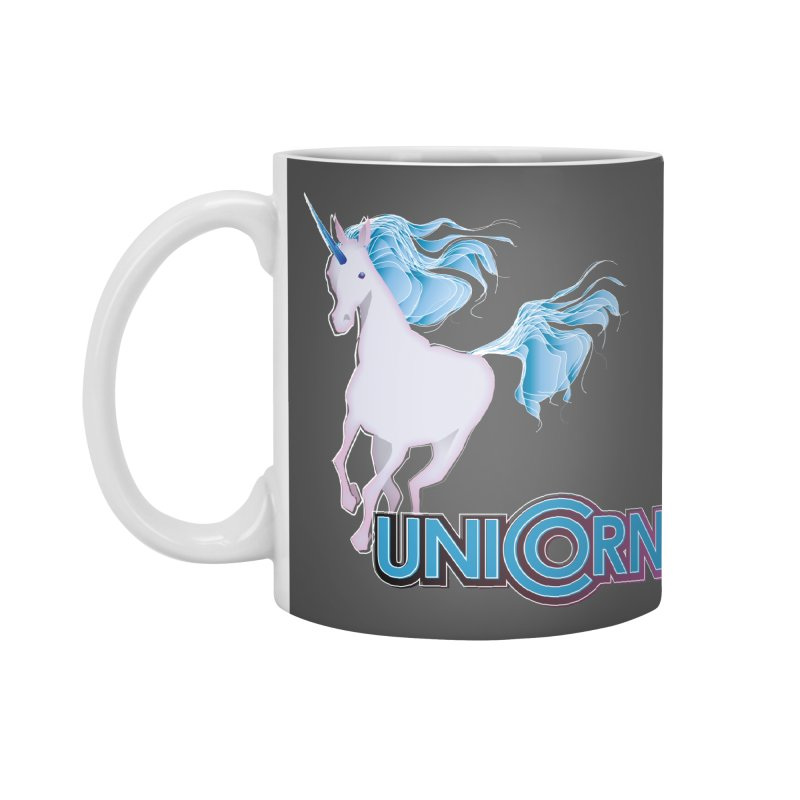 FREAKIN' UNICORN! Accessories Mug by heycraig's artist shop