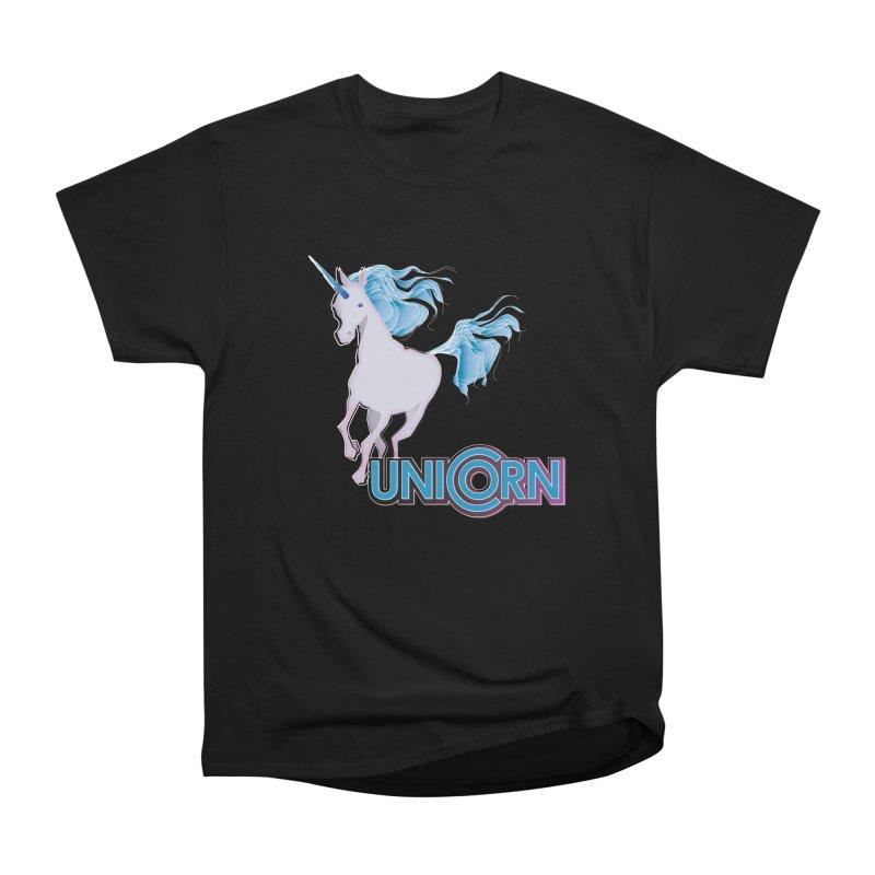 FREAKIN' UNICORN! Women's T-Shirt by heycraig's artist shop