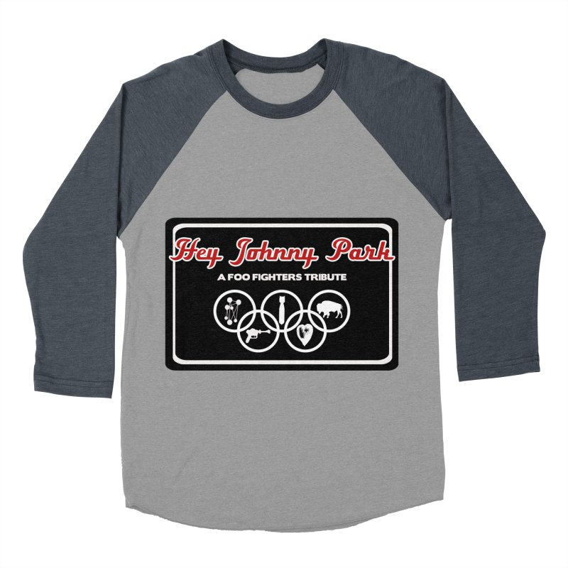 Sweatshirts, Pullovers, Home Decor Men's Baseball Triblend Longsleeve T-Shirt by heyjohnnypark's Artist Shop