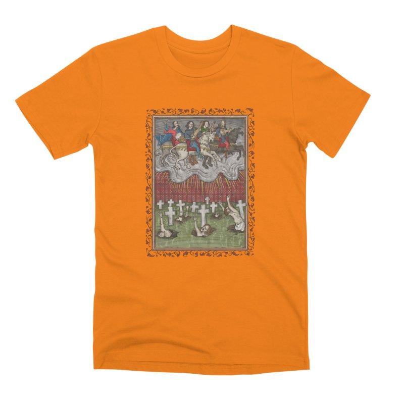Menestrellica Men's T-Shirt by Deus Lo Vult Merchandise Store