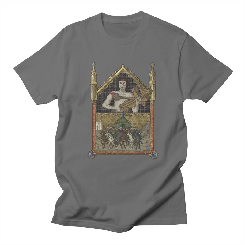 Rambö Men's T-Shirt by Deus Lo Vult Merchandise Store