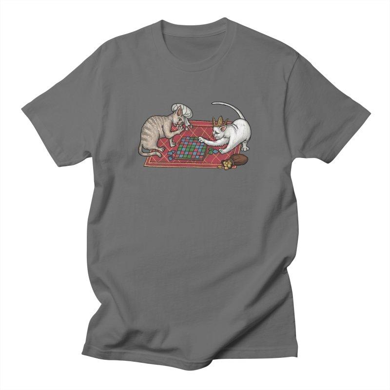 Сatti ludenti #2 Men's T-Shirt by Deus Lo Vult Merchandise Store