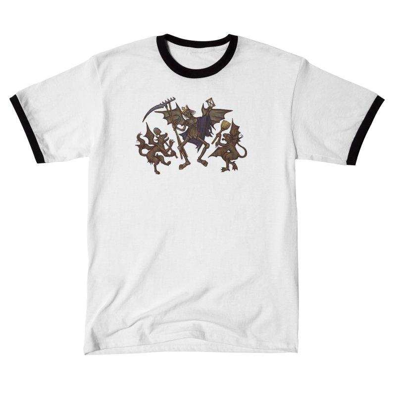 Toten Tanz #1 Men's T-Shirt by Deus Lo Vult Merchandise Store
