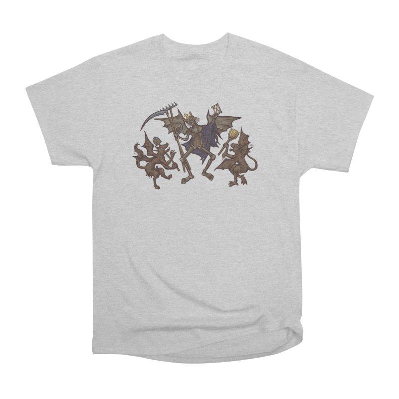 Toten Tanz #1 Women's T-Shirt by Deus Lo Vult Merchandise Store