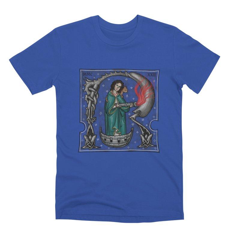 Aliena Men's T-Shirt by Deus Lo Vult Merchandise Store